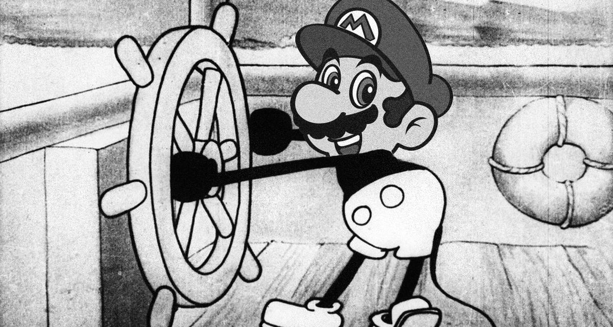 Super Mario Topolino