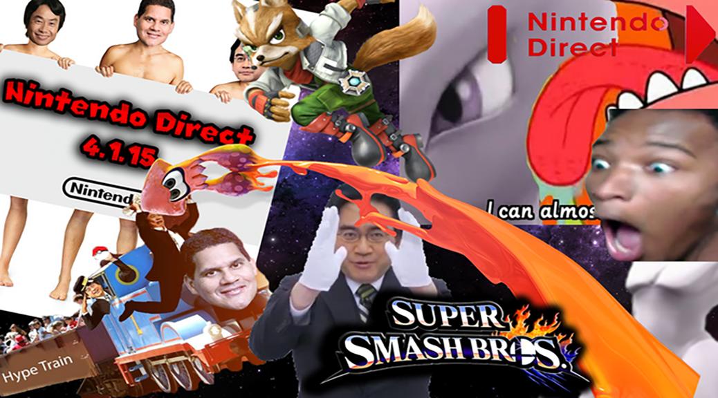 Nintendo Direct 02/04/15