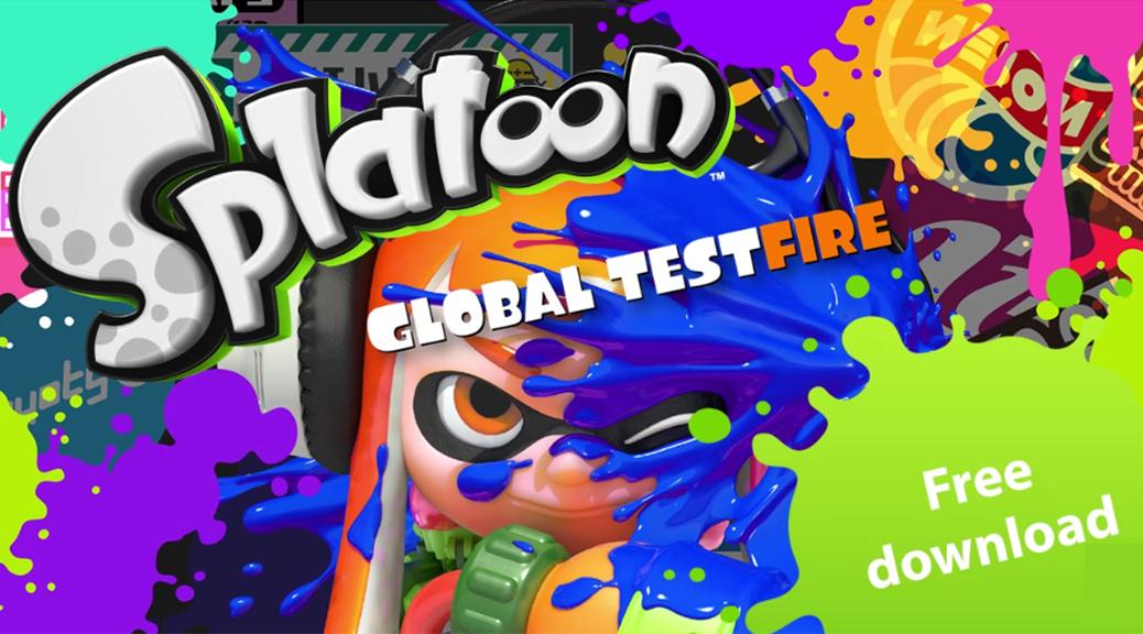 """La demo di Splatoon riapre il 24 maggio per un secondo """"Global Testfire"""""""