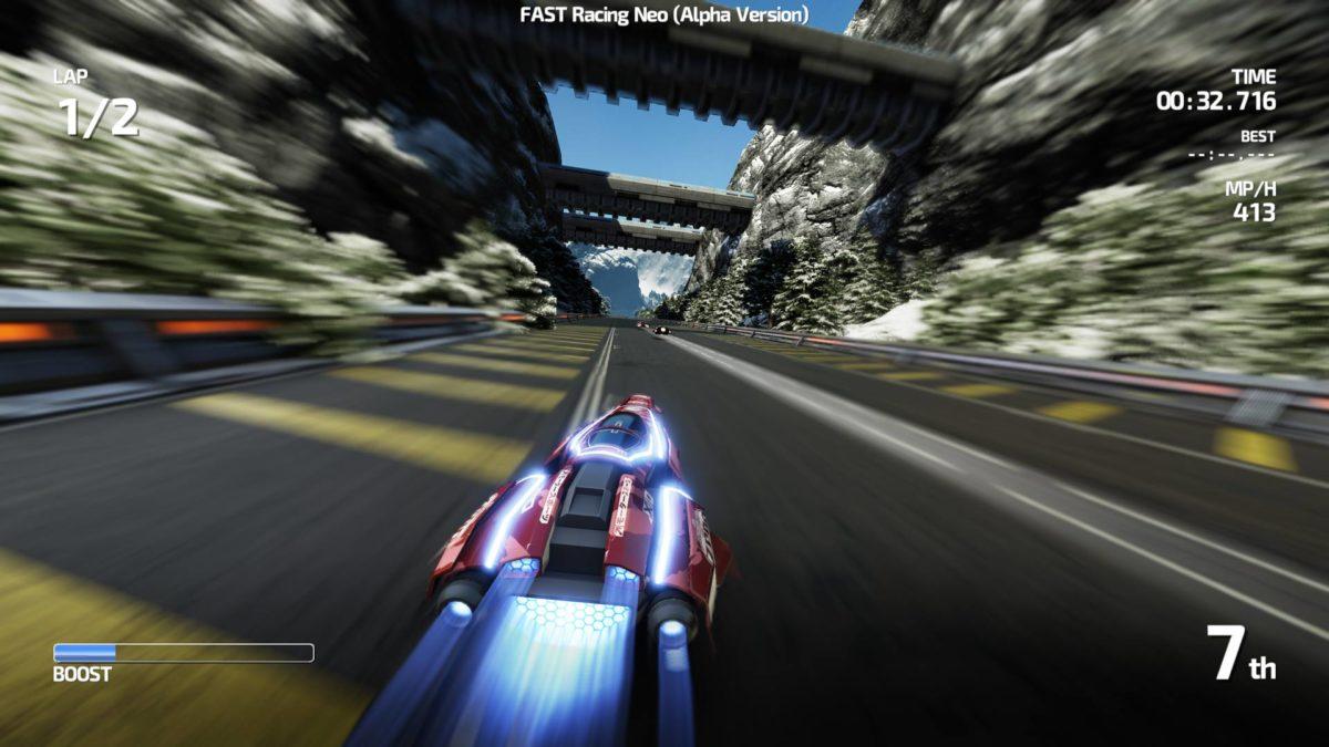 Quattro nuovi tracciati di FAST Racing Neo mostrati in un video gameplay