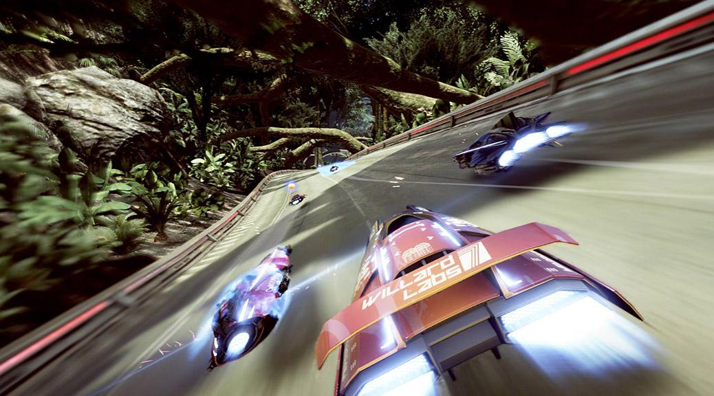 Quanto si può andare veloci in Fast Racing NEO? Ecco un video che ce lo rivela