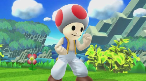 Toad Smash Bros.