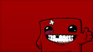 Super Meat Boy: Forever art