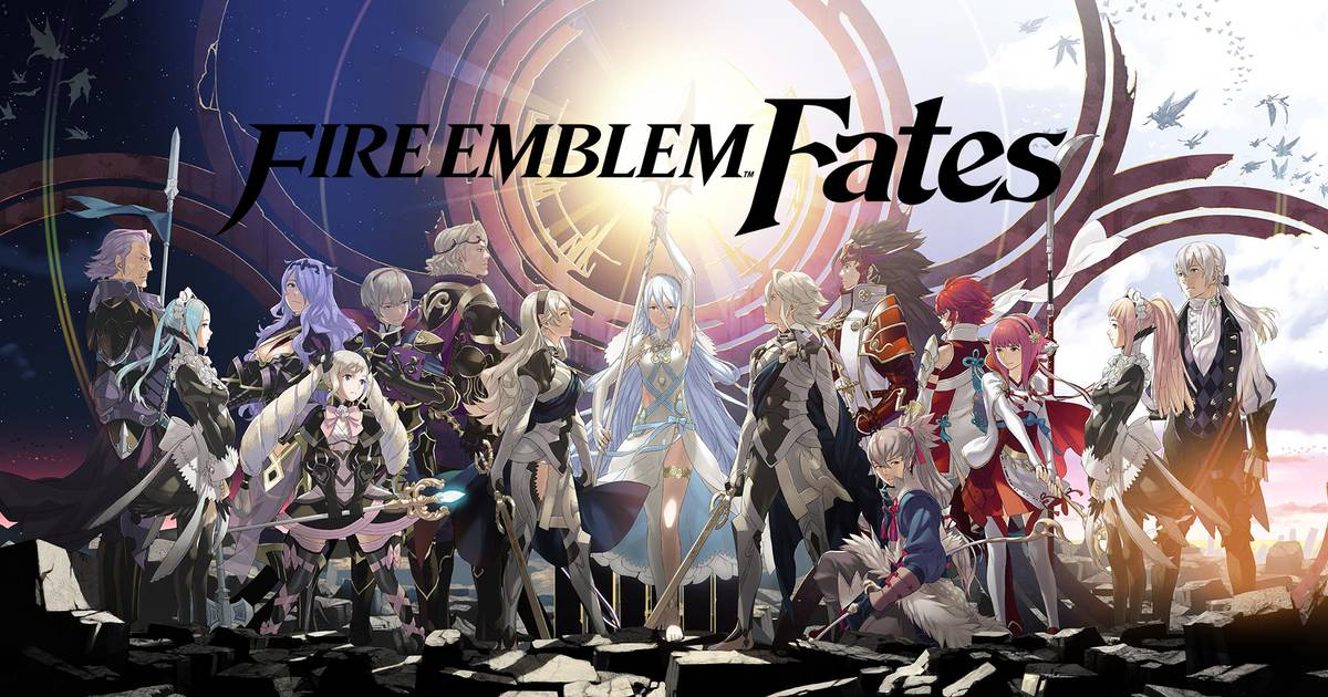 Cover di Fire Emblem: Fates per un articolo su Fire Emblem: Three Houses
