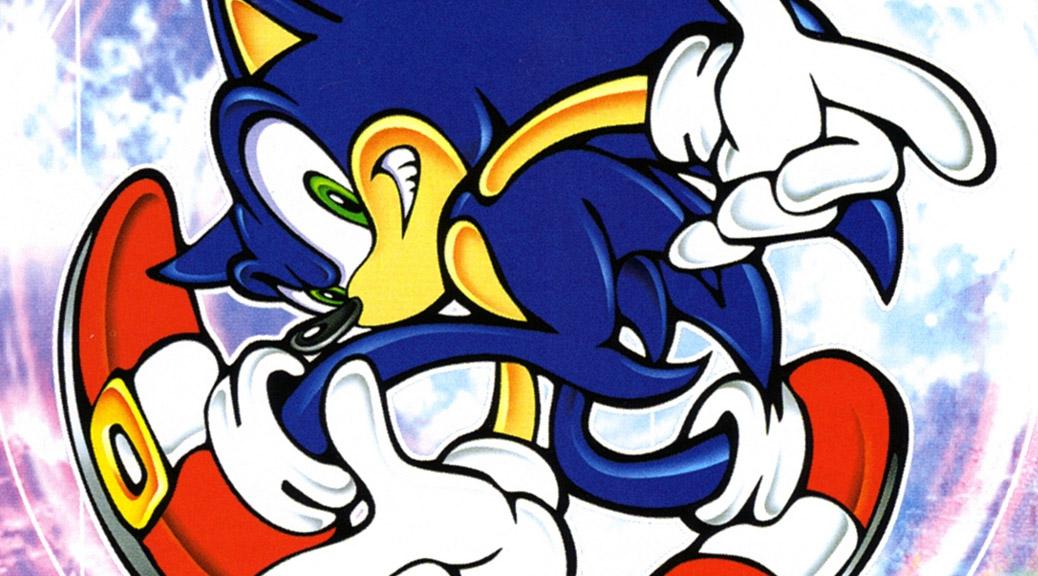 Sonic Adventure locandina