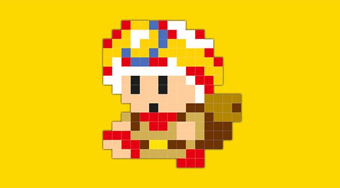 Captain Toad Super Mario Maker