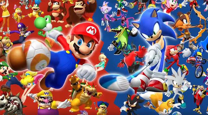 Mario & Sonic ai Giochi Olimpici di Rio 2016