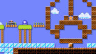 Super Mario Maker Mercedes