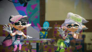 Splatoon Squid Sisters Sea Sirens Stella e Marina