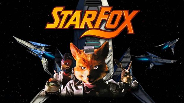 star fox artwork