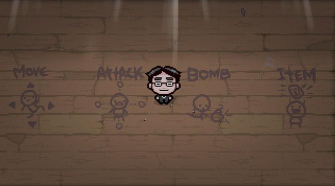 The Binding of Isaac Iwata