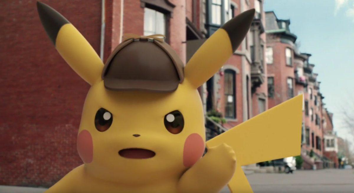 Detective Pikachu esiste, mostrato il primo trailer