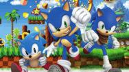 Sonic 25° anniversario