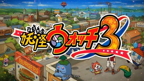 Yo-Kai Watch 3 avrà due versioni