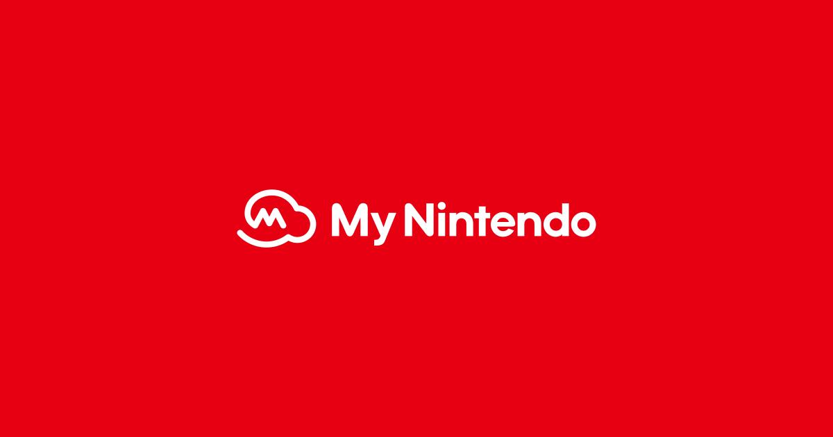My Nintendo Store locandina