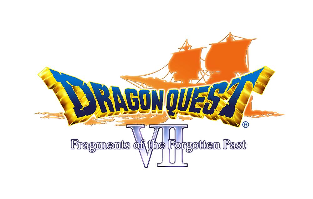 Dragon Quest VII Title