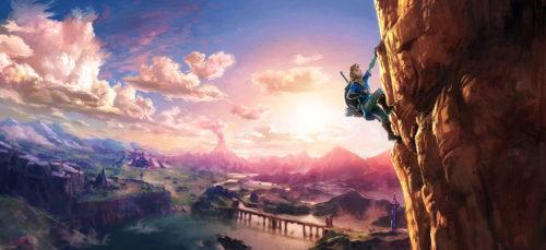 Breath of The Wild Nintendo eShop