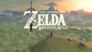 The Legend of Zelda: Breath of the Wild Title