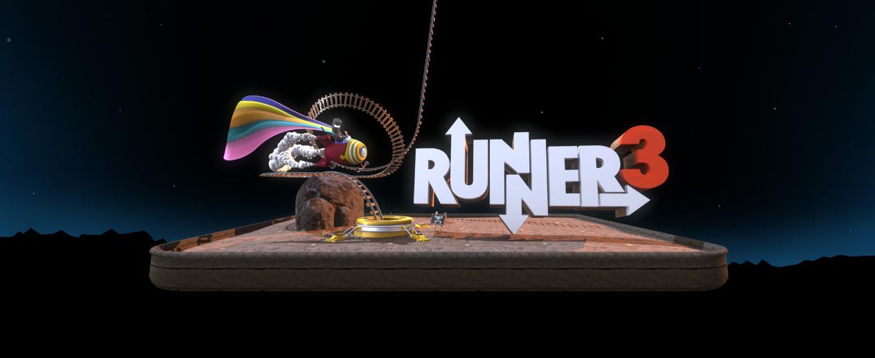 Runner3 Artwork