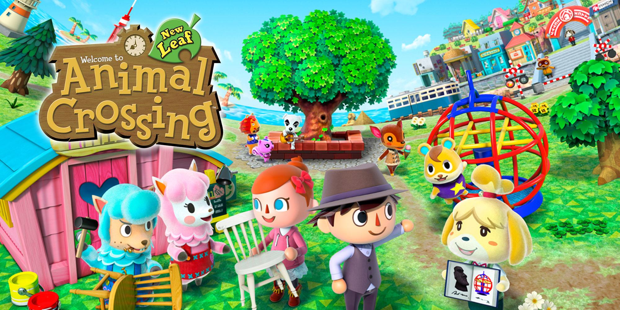 Animal Crossing: New Leaf Isao Moro