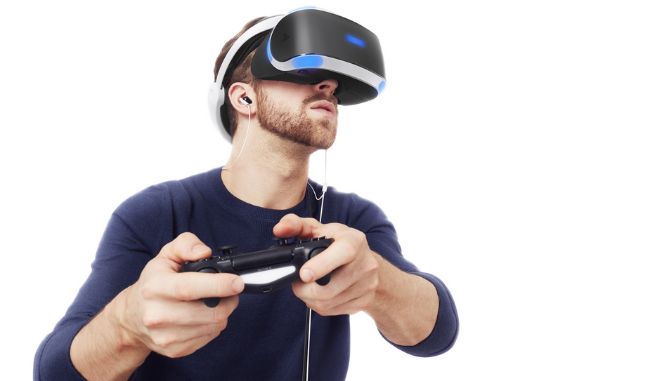 PlayStation VR di Sony Computer Entertainment