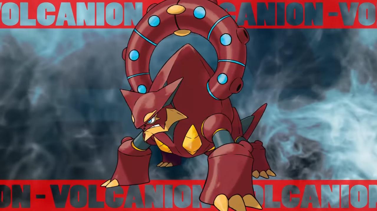 Pokémon Volcanion