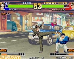 Final Burn Alpha Neo Geo