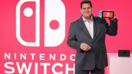 Nintendo Switch Reggie Crunch