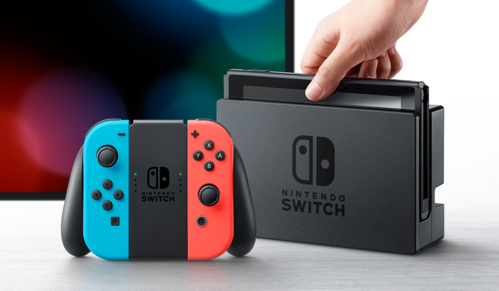 Nintendo Switch immagine