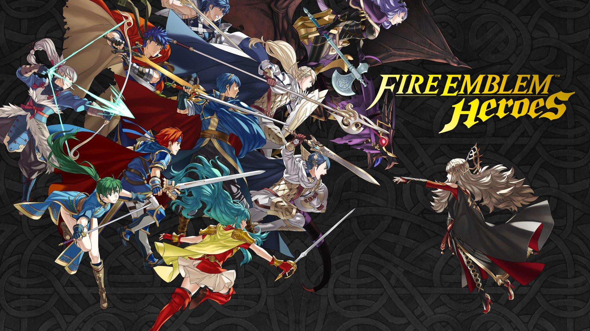 Nintendo giochi mobile Fire Emblem Heroes