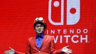 Nintendo Switch Presentation day-one