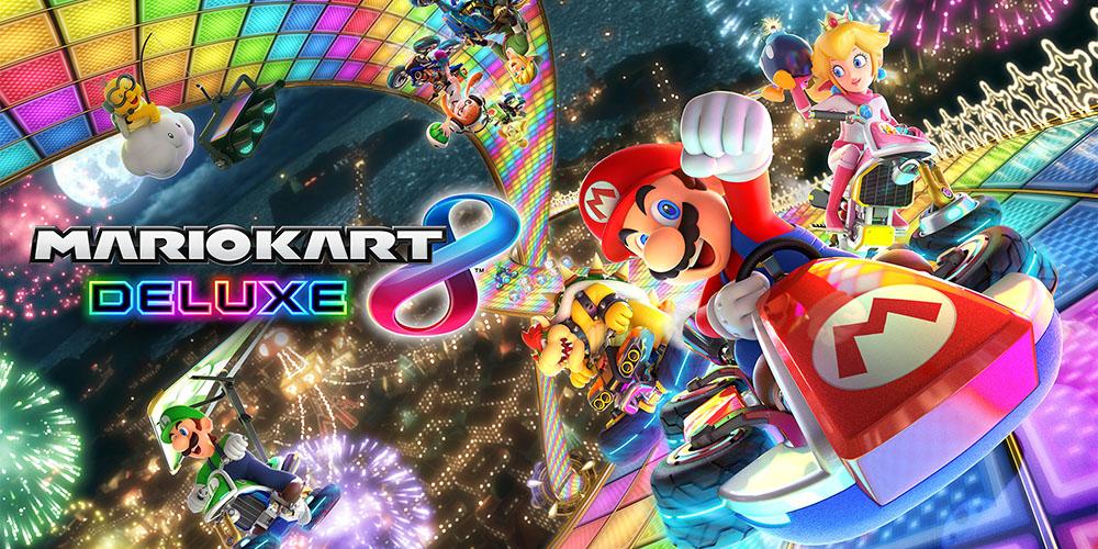 Mario Kart 8 Deluxe Tencent