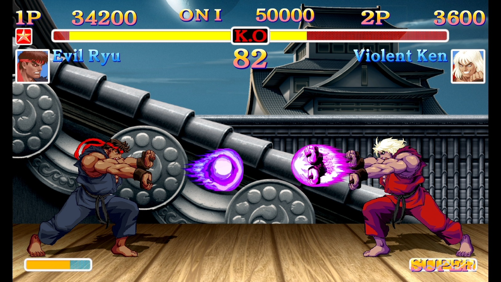 Ultra Street Fighter II Capcom
