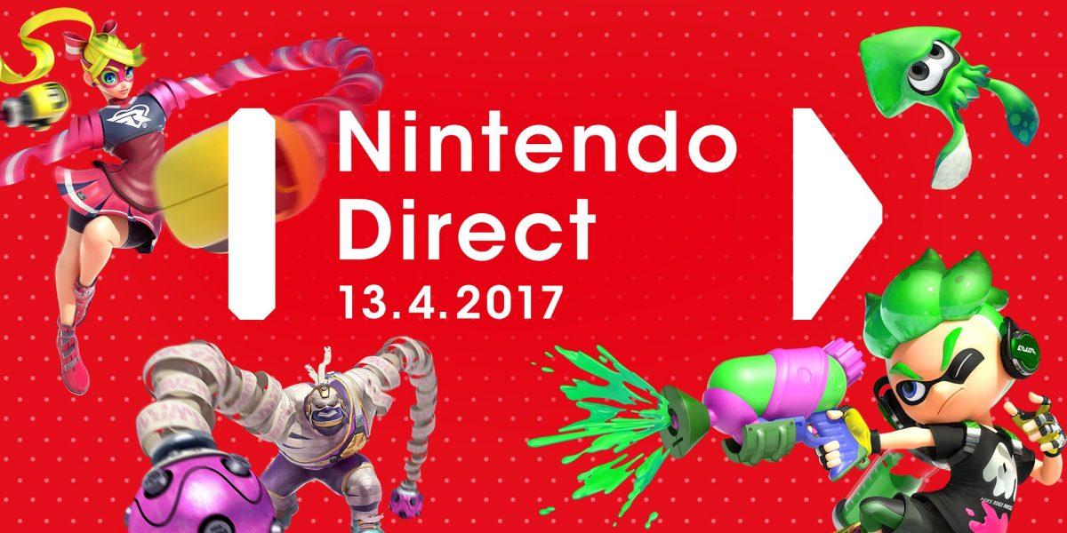 Nintendo Direct 13.04.2017 – Il recap dell'ultima diretta Nintendo