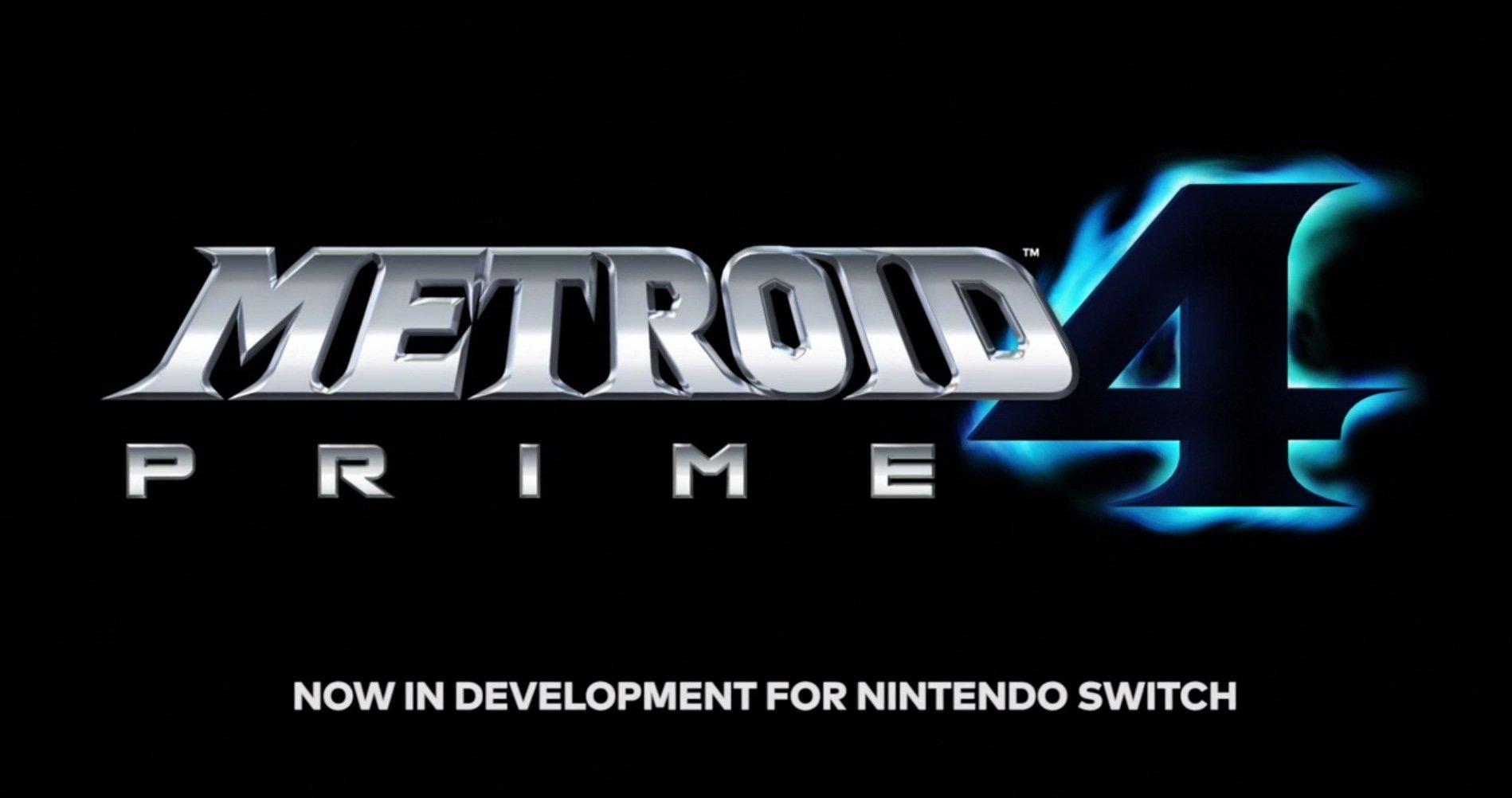 Metroid Prime 4 locandina