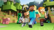Minecraft: New Nintendo 3DS Edition art