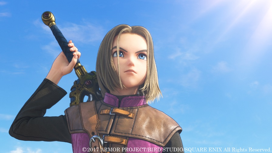 Screenshot Dragon Quest XI