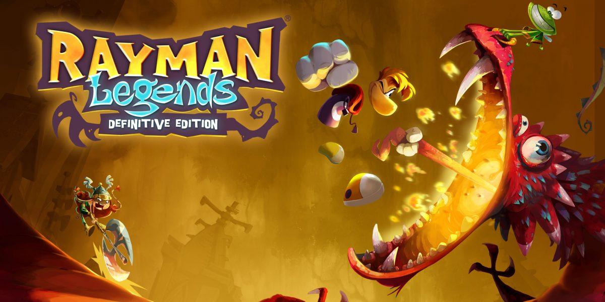Disponibile demo per Rayman Legends: Definitive Edition su Switch, in uscita il 21 settembre