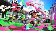 Splatoon 2 logo art