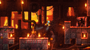 SteamWorld Dig 2 Screenshot 3