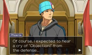 Apollo Justice Screenshot 4