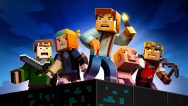 Minecraft Story Mode cover