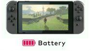 Indicatore Batteria Nintendo Switch