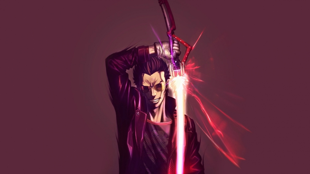 Travis Touchdown, No more Heroes