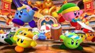 Kirby: Battle Royale Screen 1