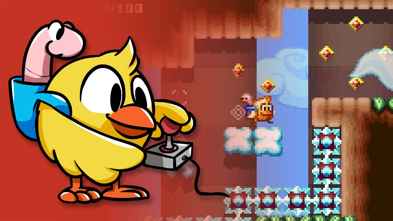 Chicken Wiggle 3DS