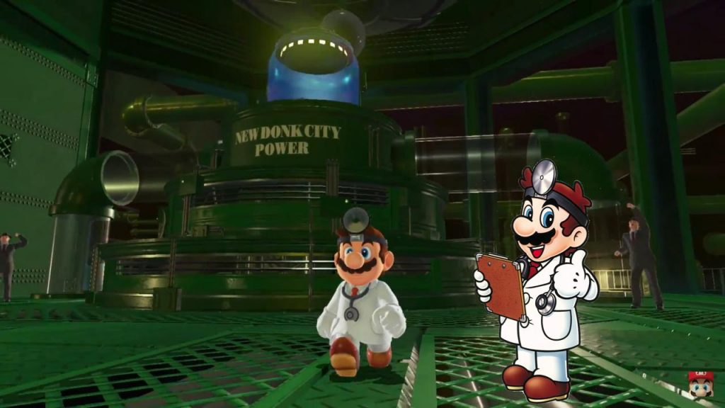 Dr. Mario Odyssey