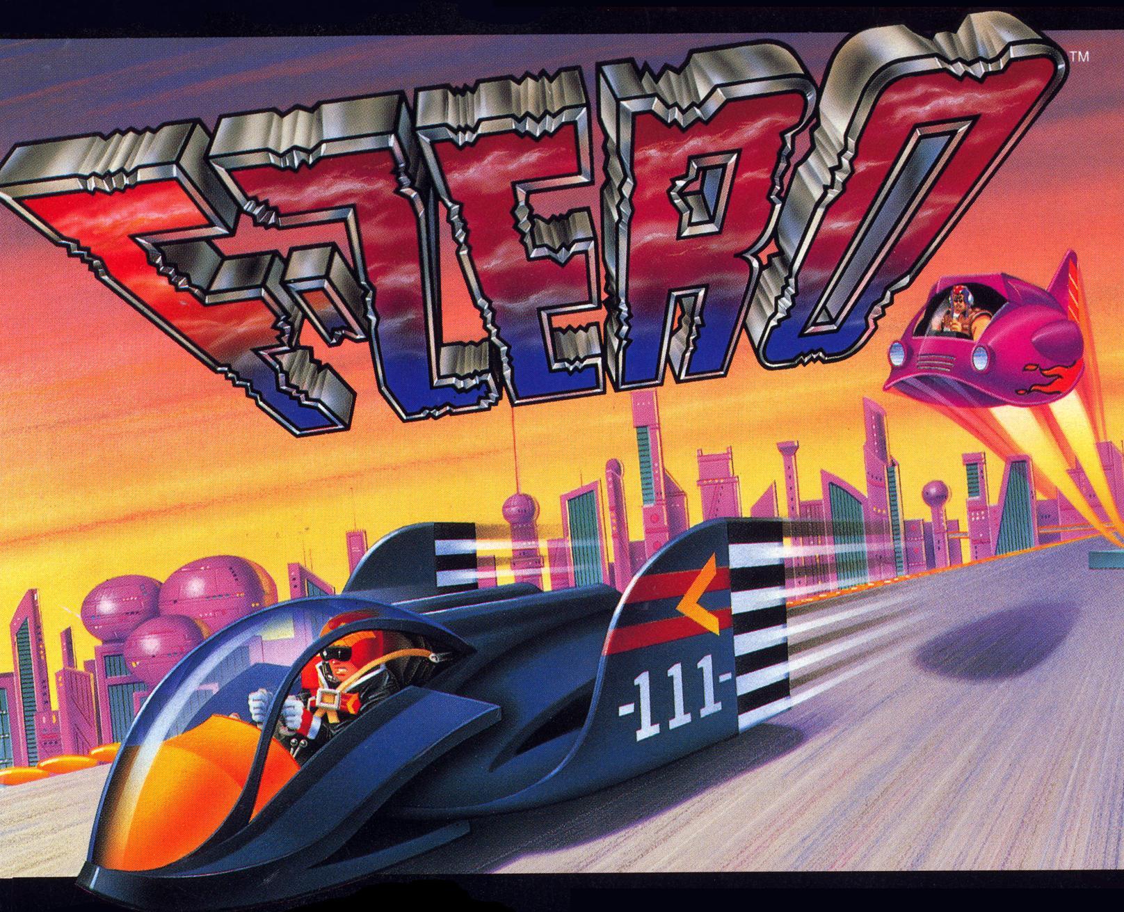 Nintendo F-Zero
