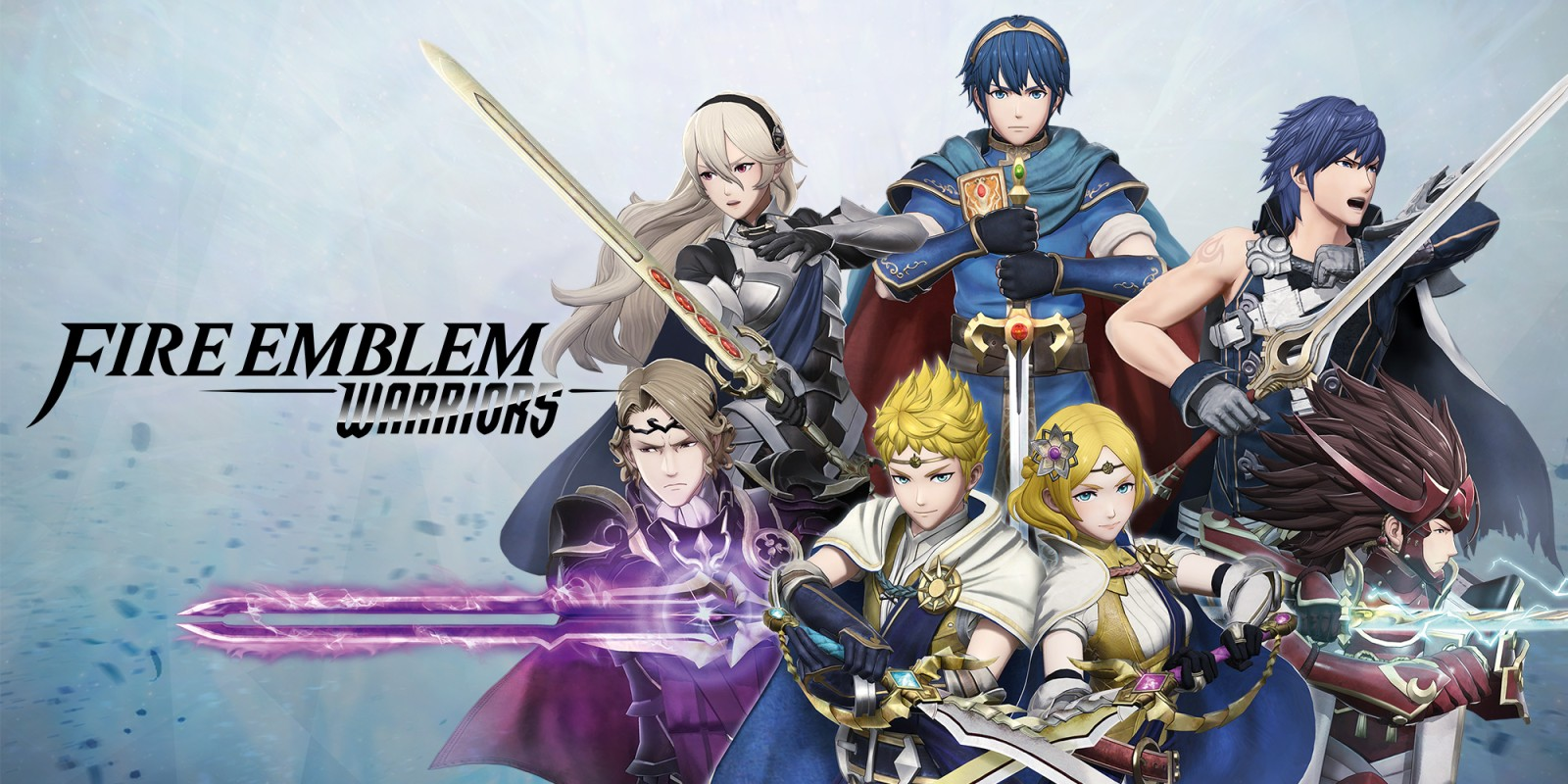 Fire Emblem Warriors Nintendoomed Shop 2