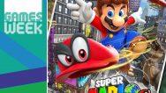 Super Mario Odyssey Milan Games Week